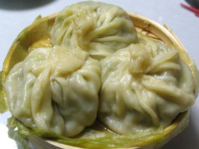 ネパール風餃子モモ