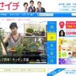 9月1日NHK「あさイチ」のキッチン菜園特集に出演します