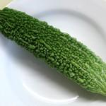 大好きな夏野菜、ゴーヤです!